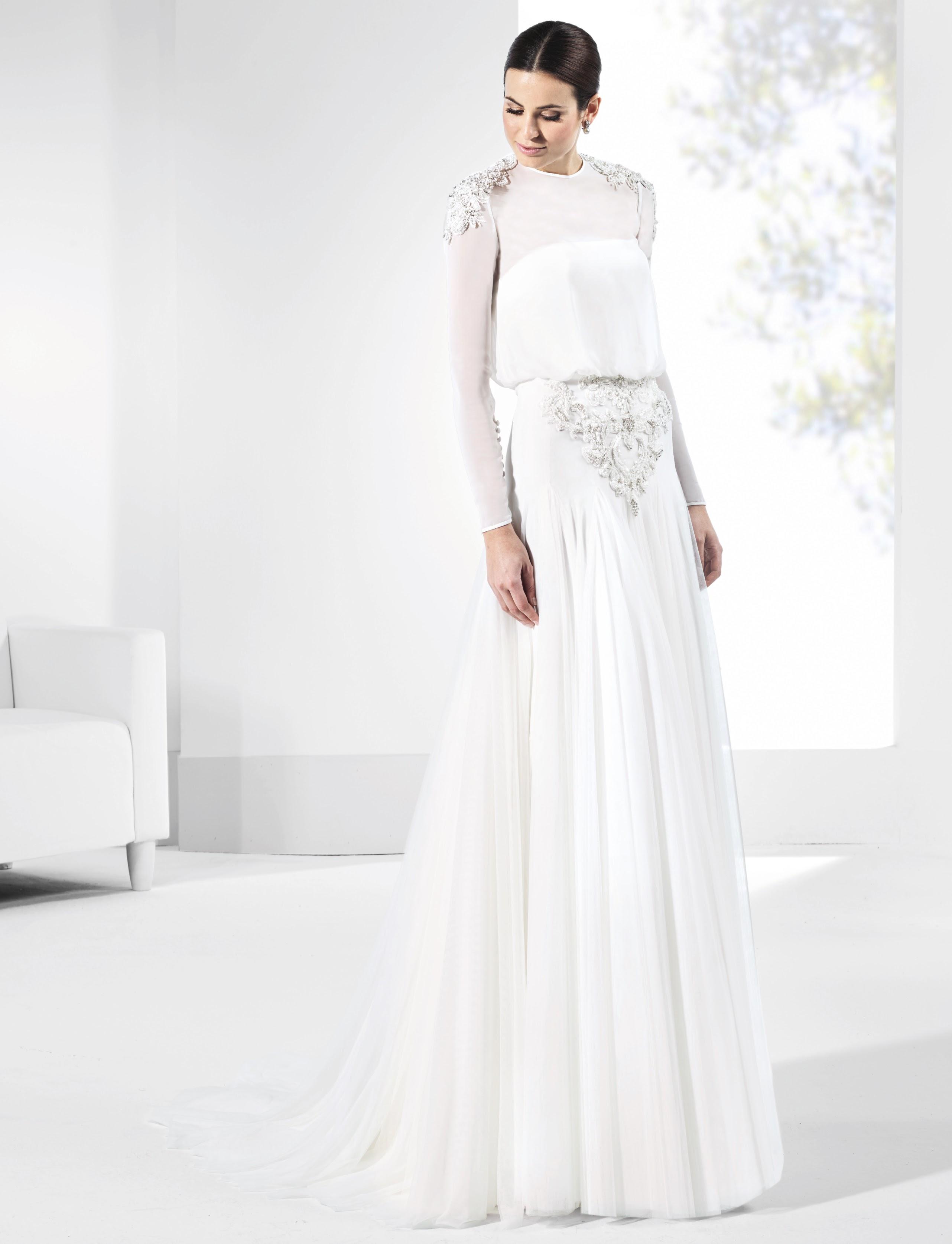 Vestido de novia MN903 A