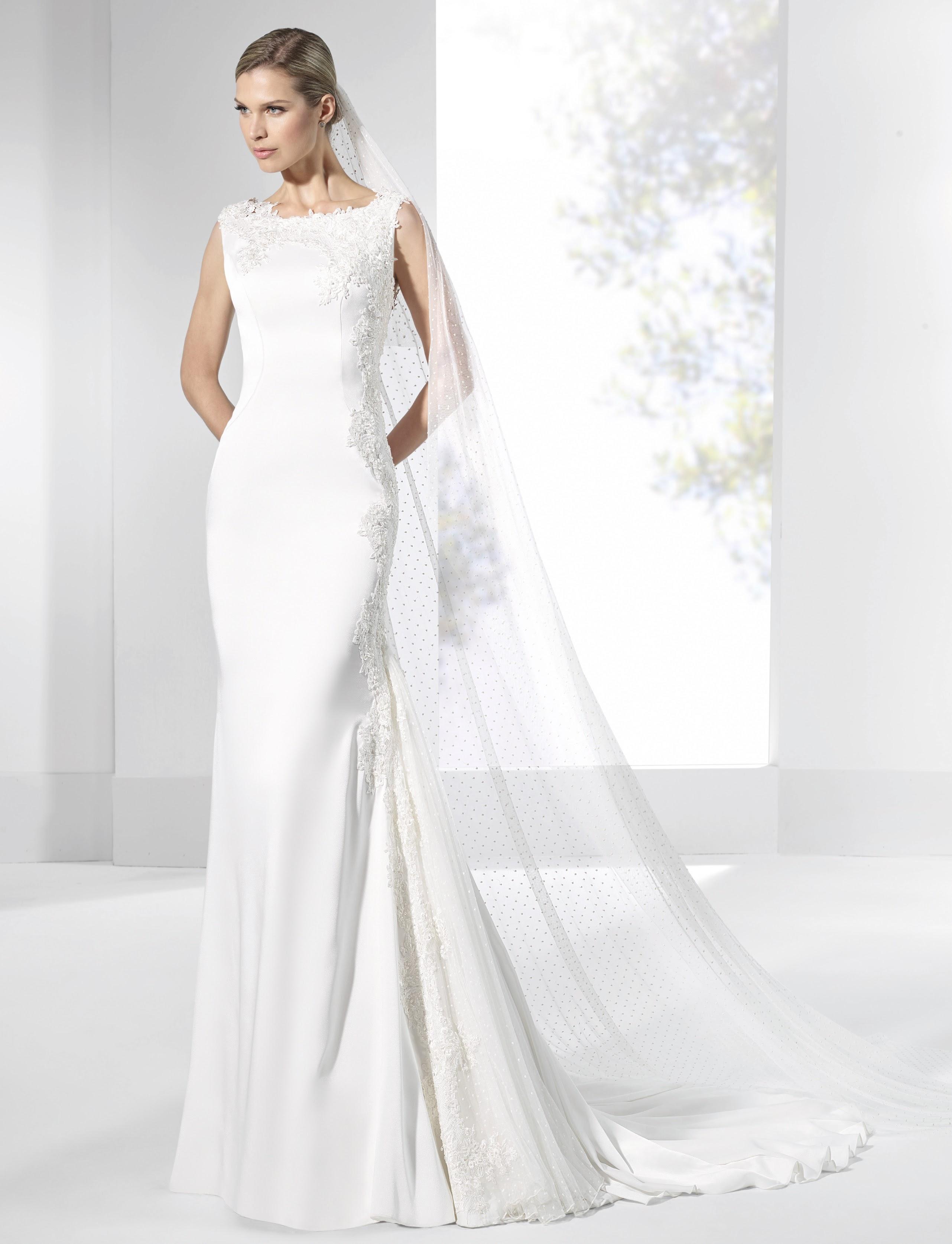 Vestido de novia MN907 A