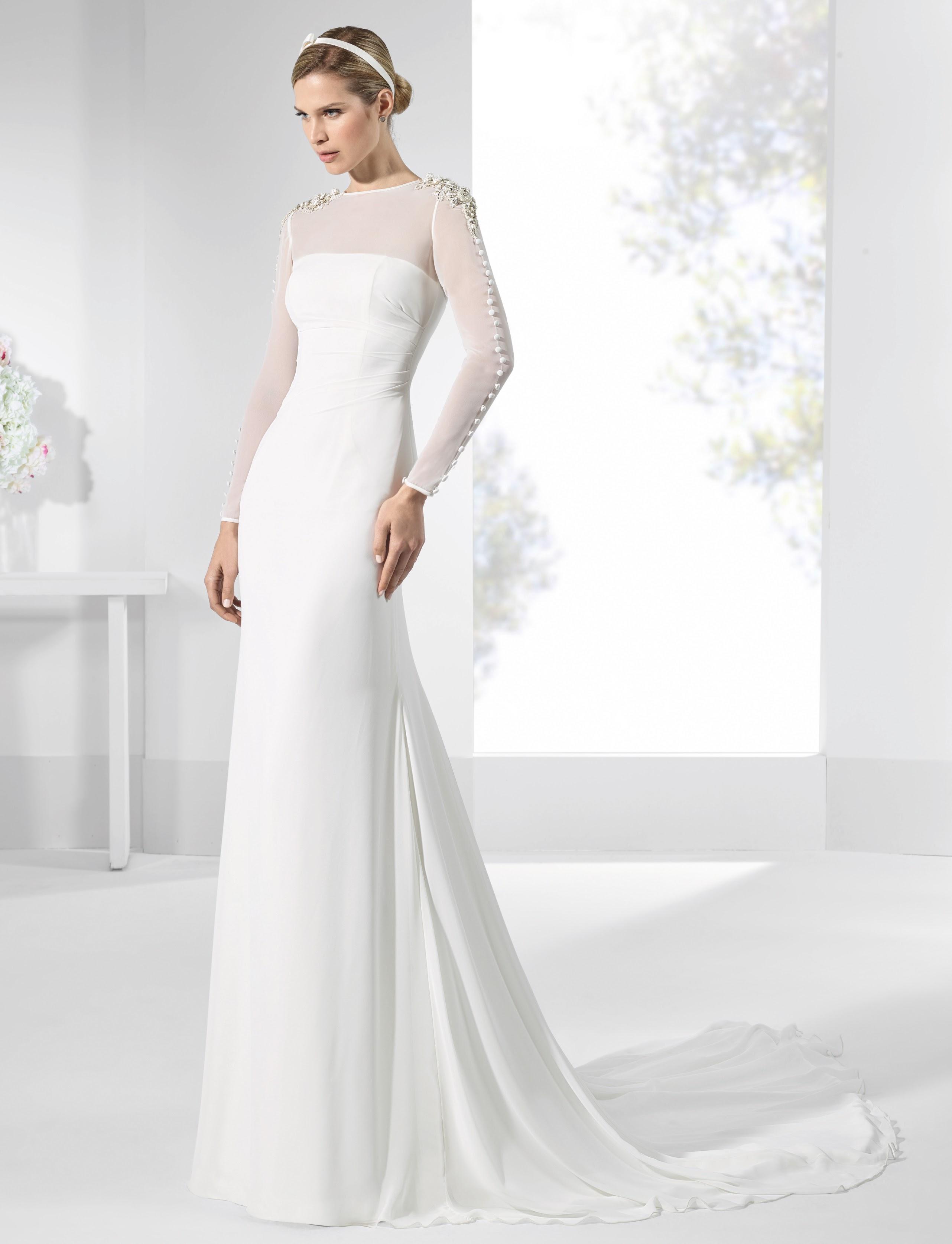 Vestido de novia MN909 A
