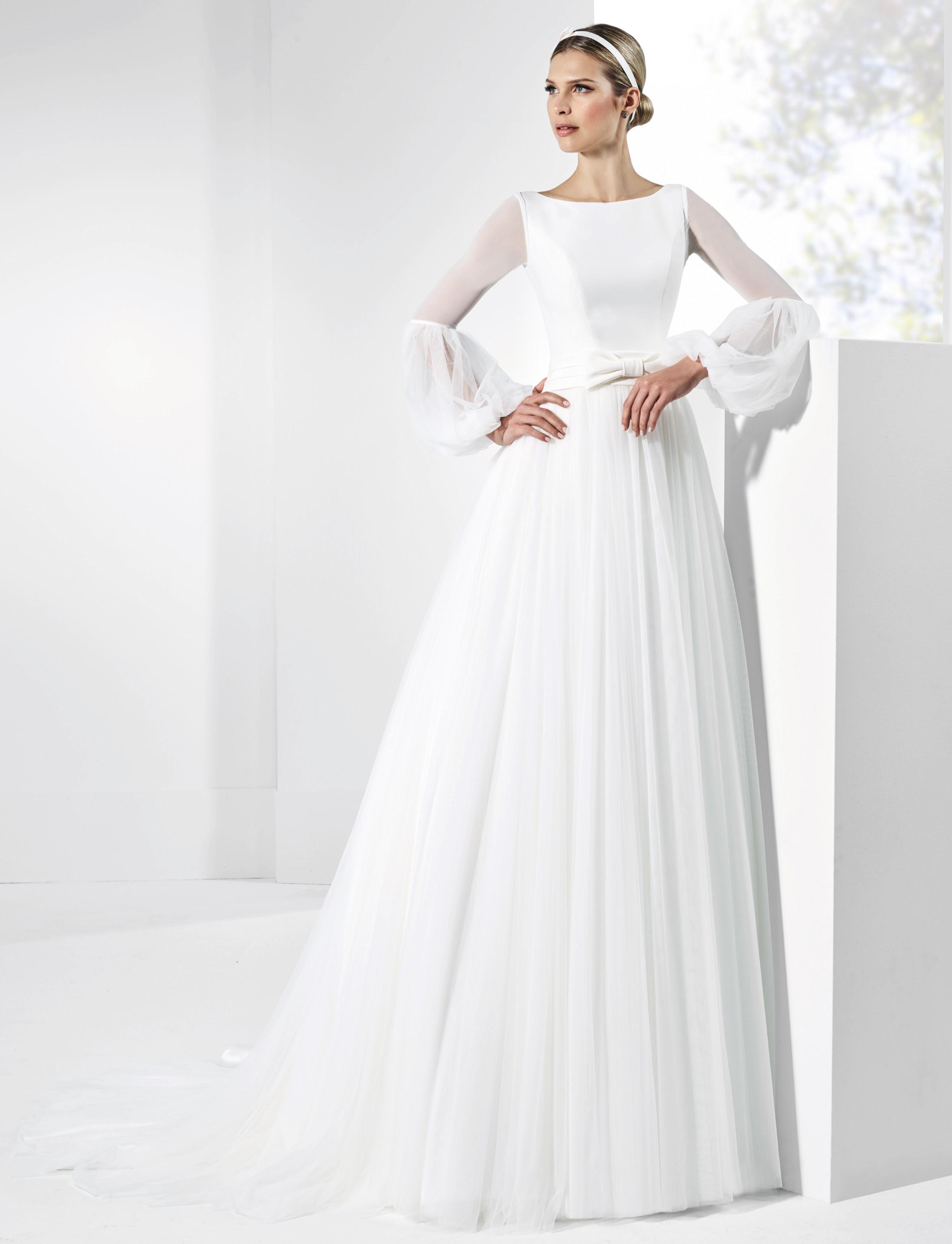 Vestido de novia MN910 A