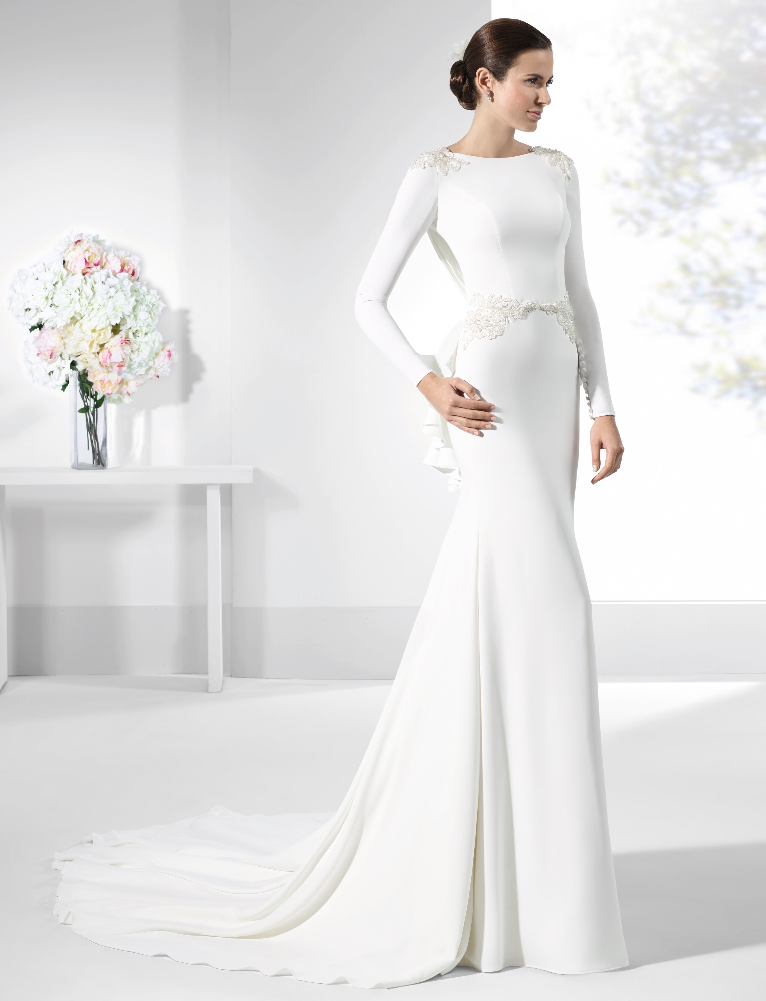 Vestido de novia MN911 A