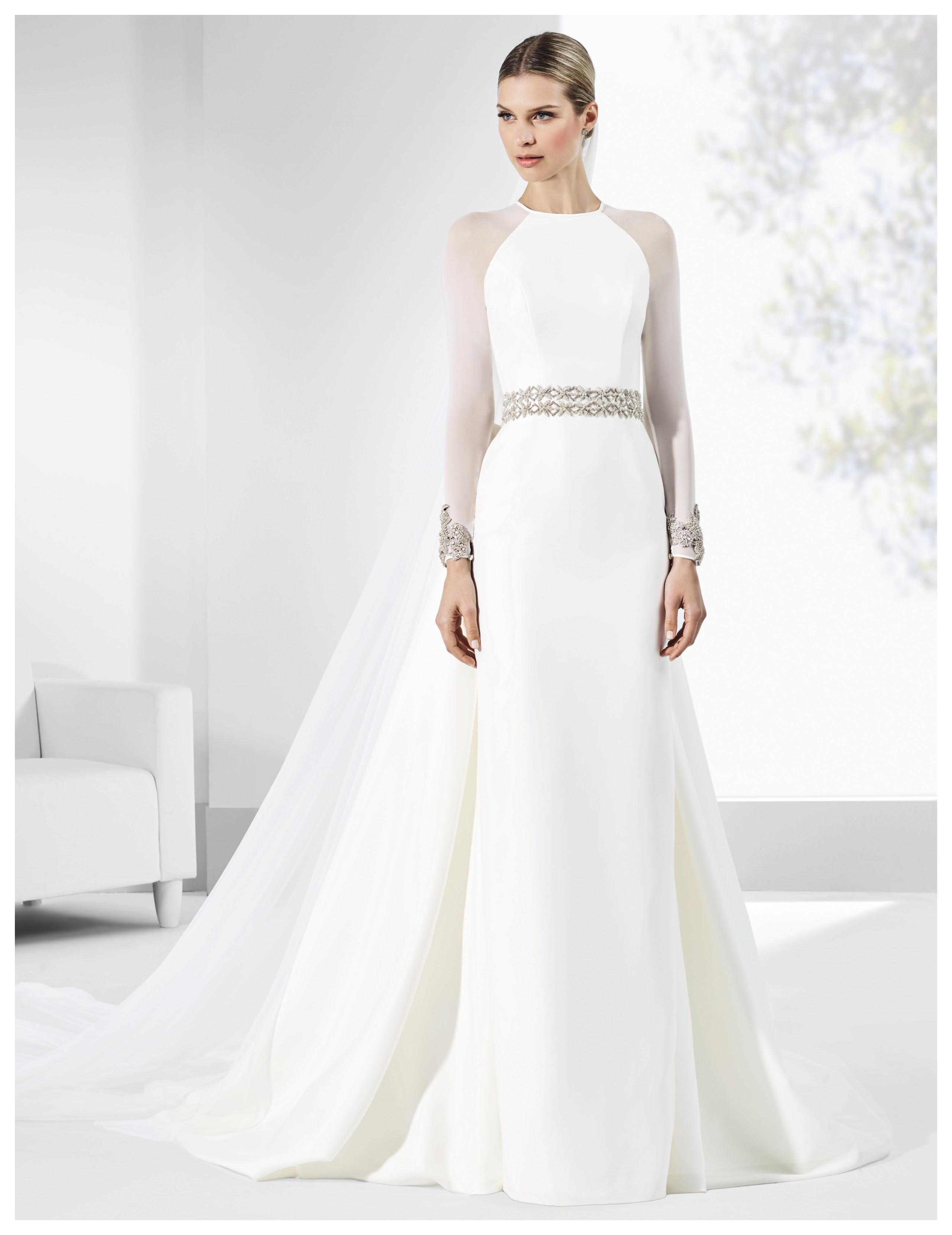 Vestido de novia MN913 A