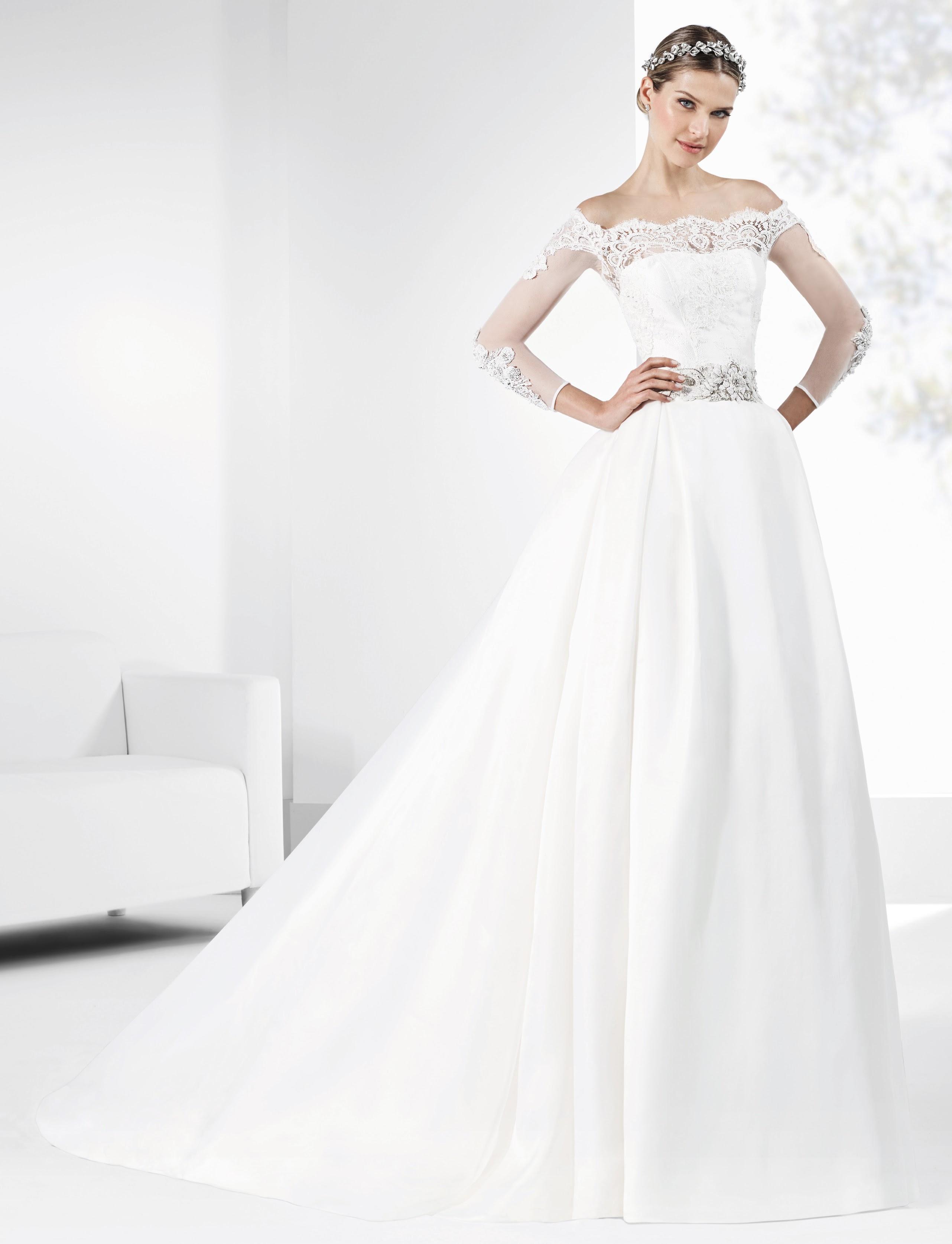 Vestido de novia MN914 A