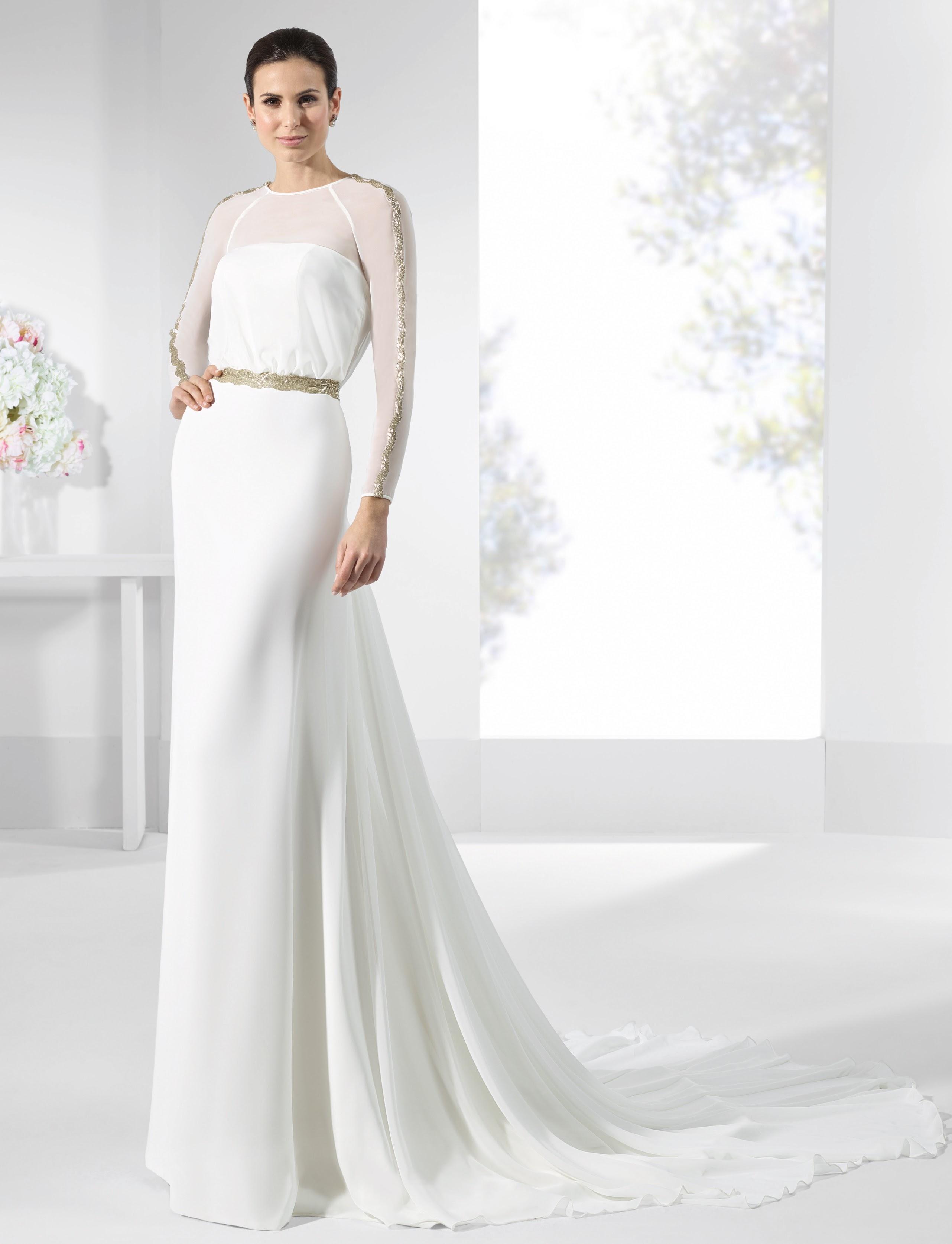 Vestido de novia MN915 A