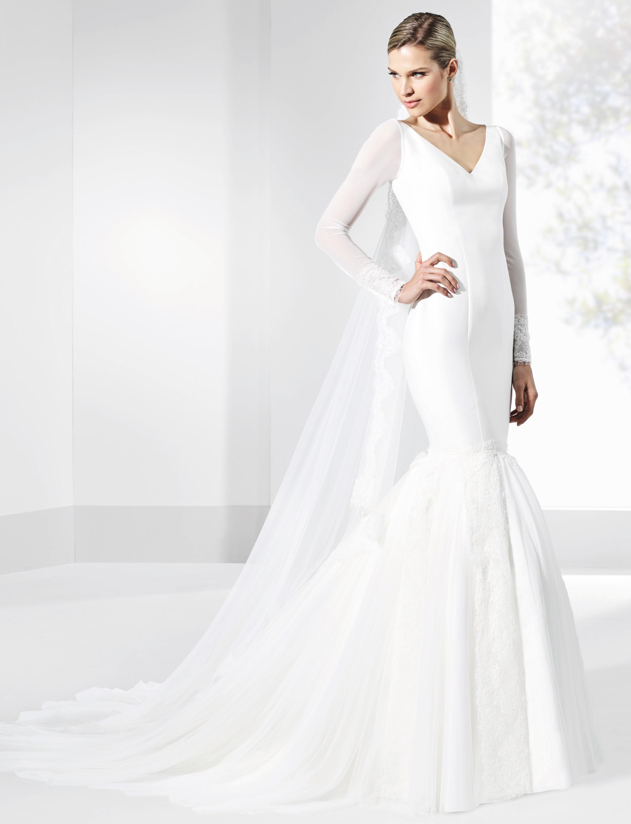 Vestido de novia MN916 A