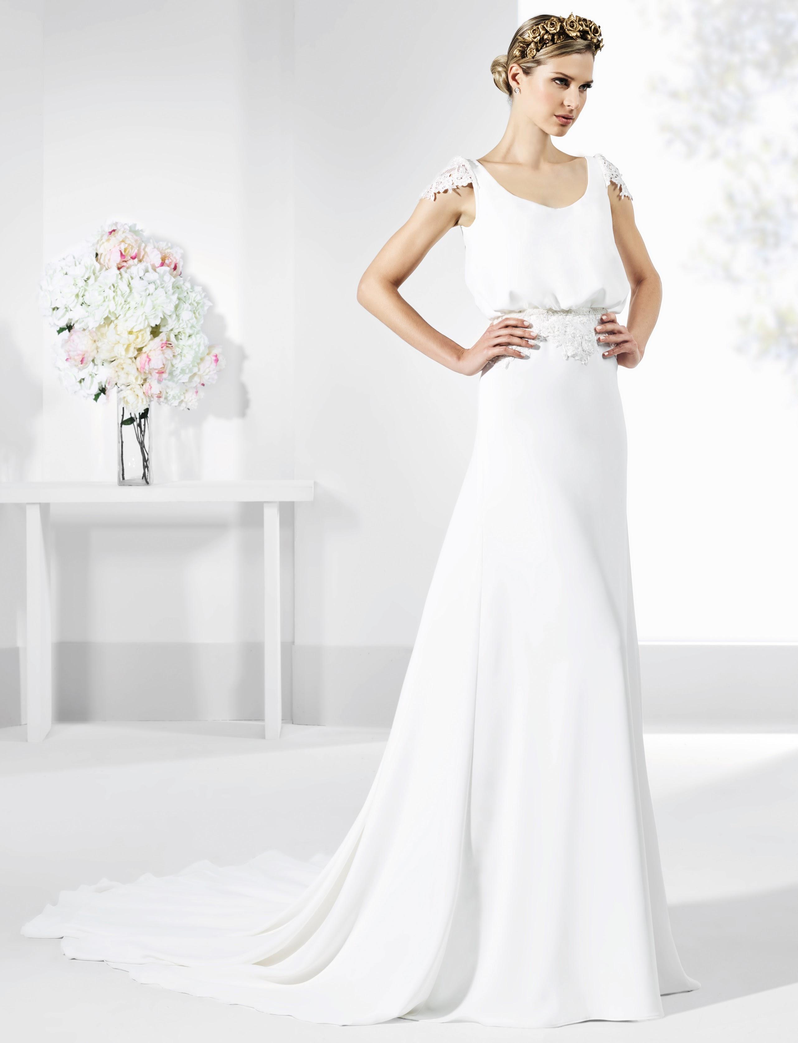 Vestido de novia MN917 A
