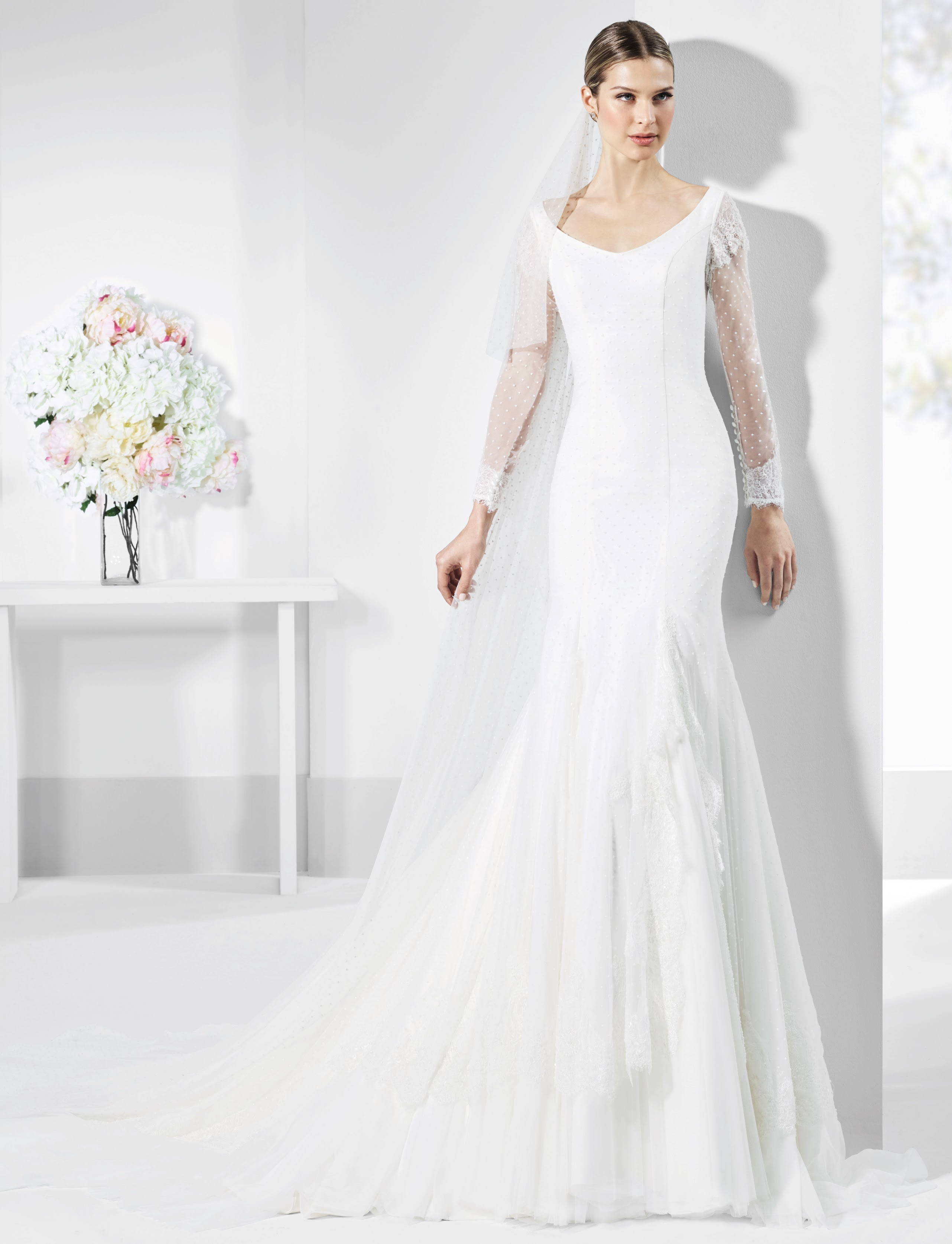 Vestido de novia MN920 A