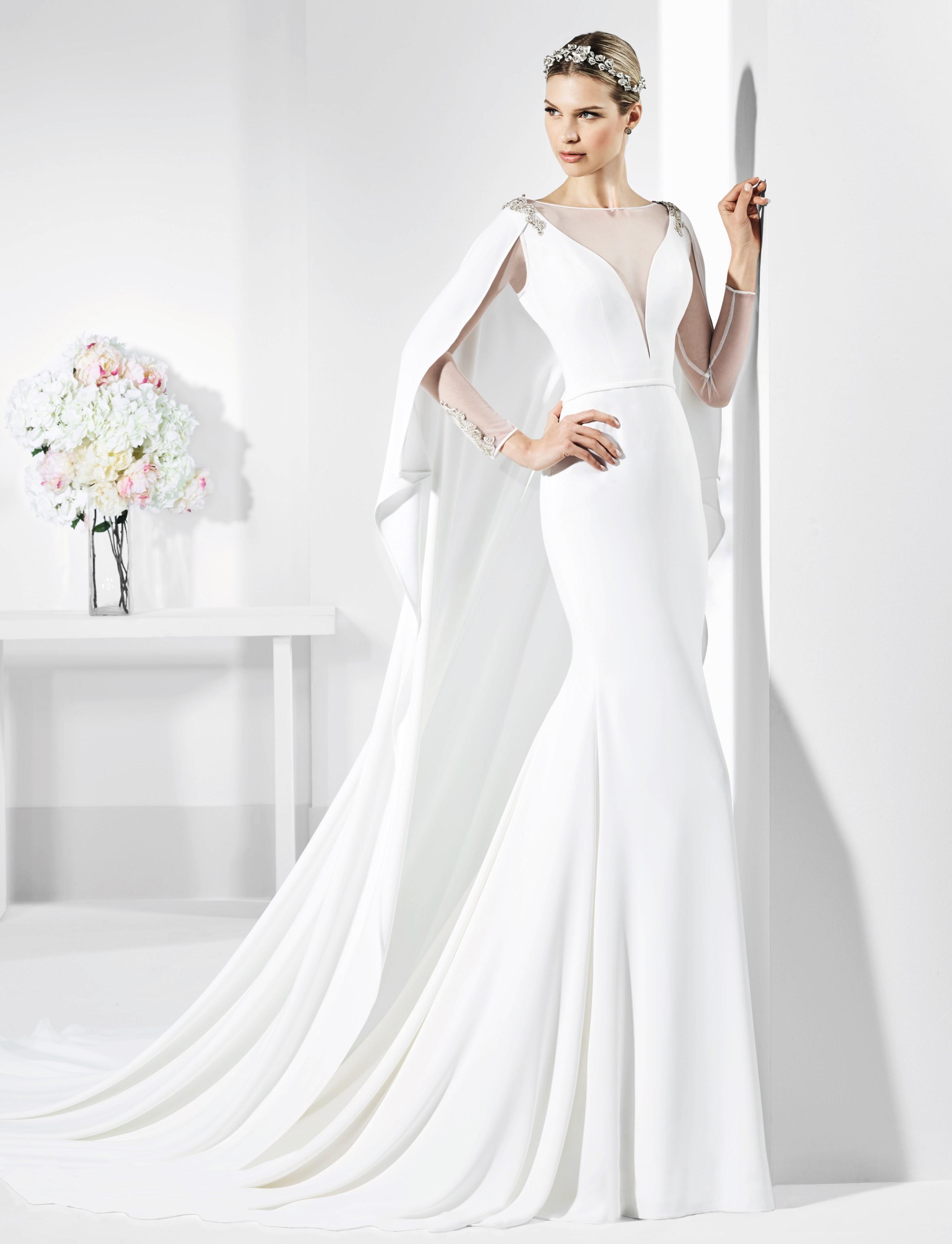 Vestido de novia MN921 A