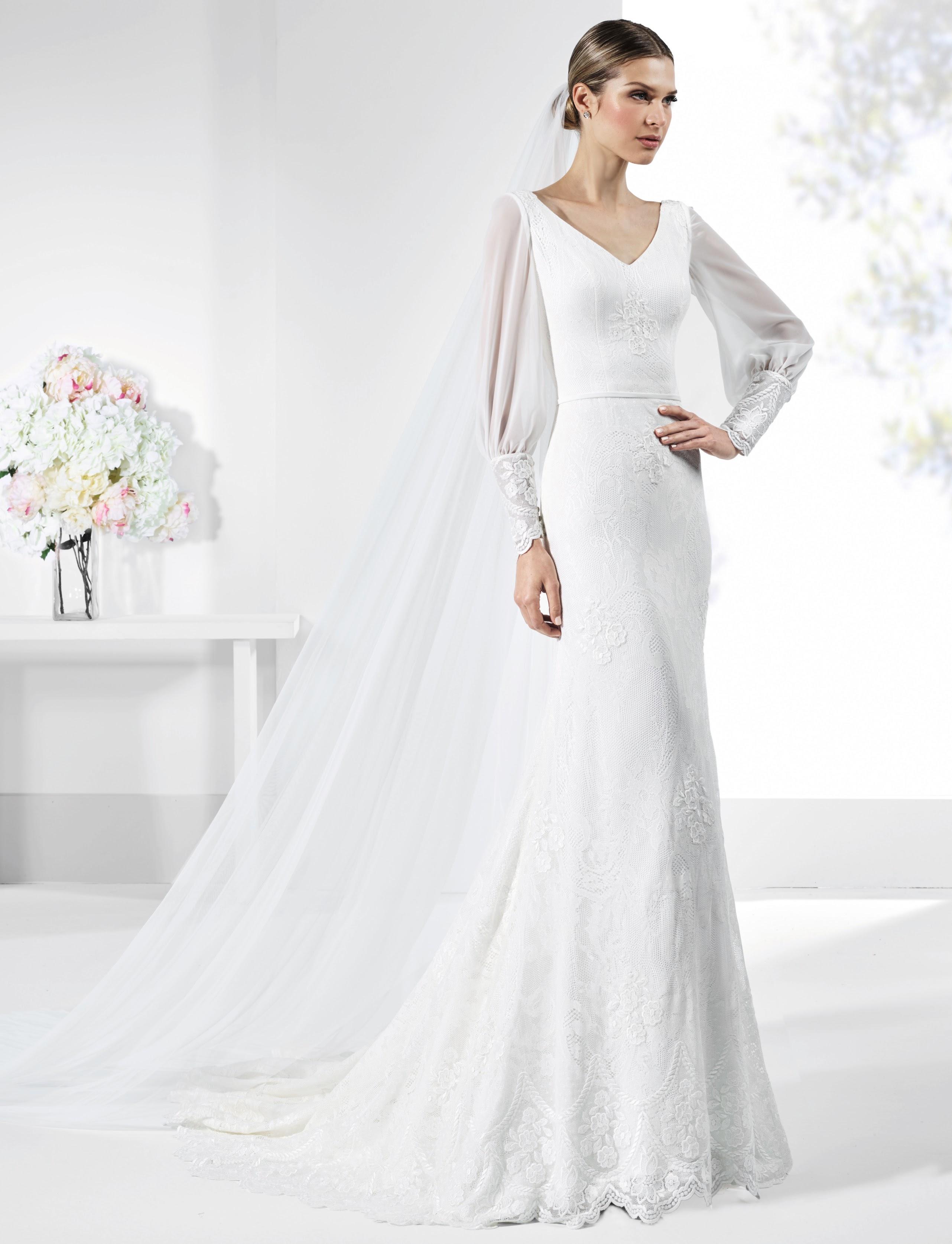 Vestido de novia MN922 A