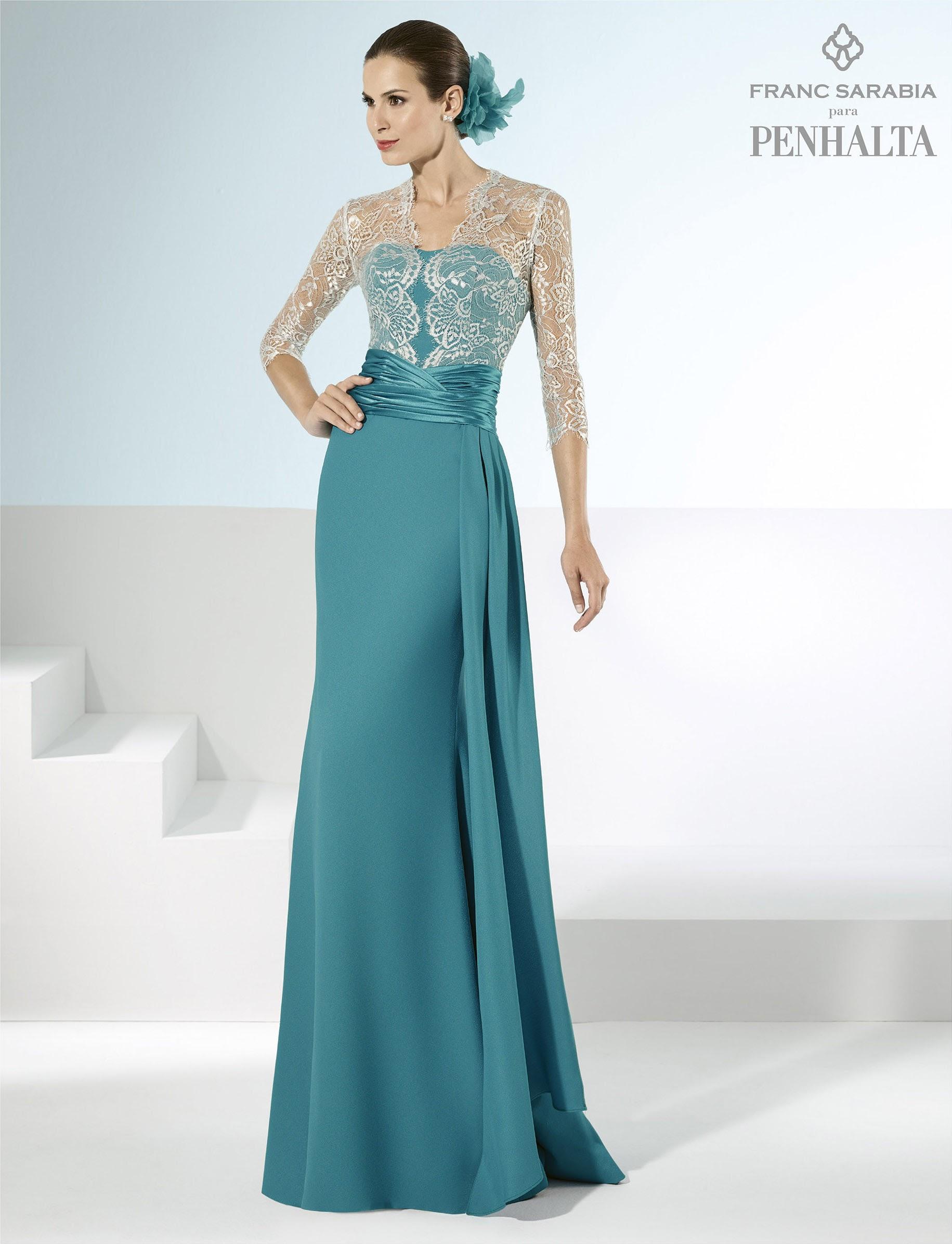 Vestido de novia TENAZ1 - penhalta