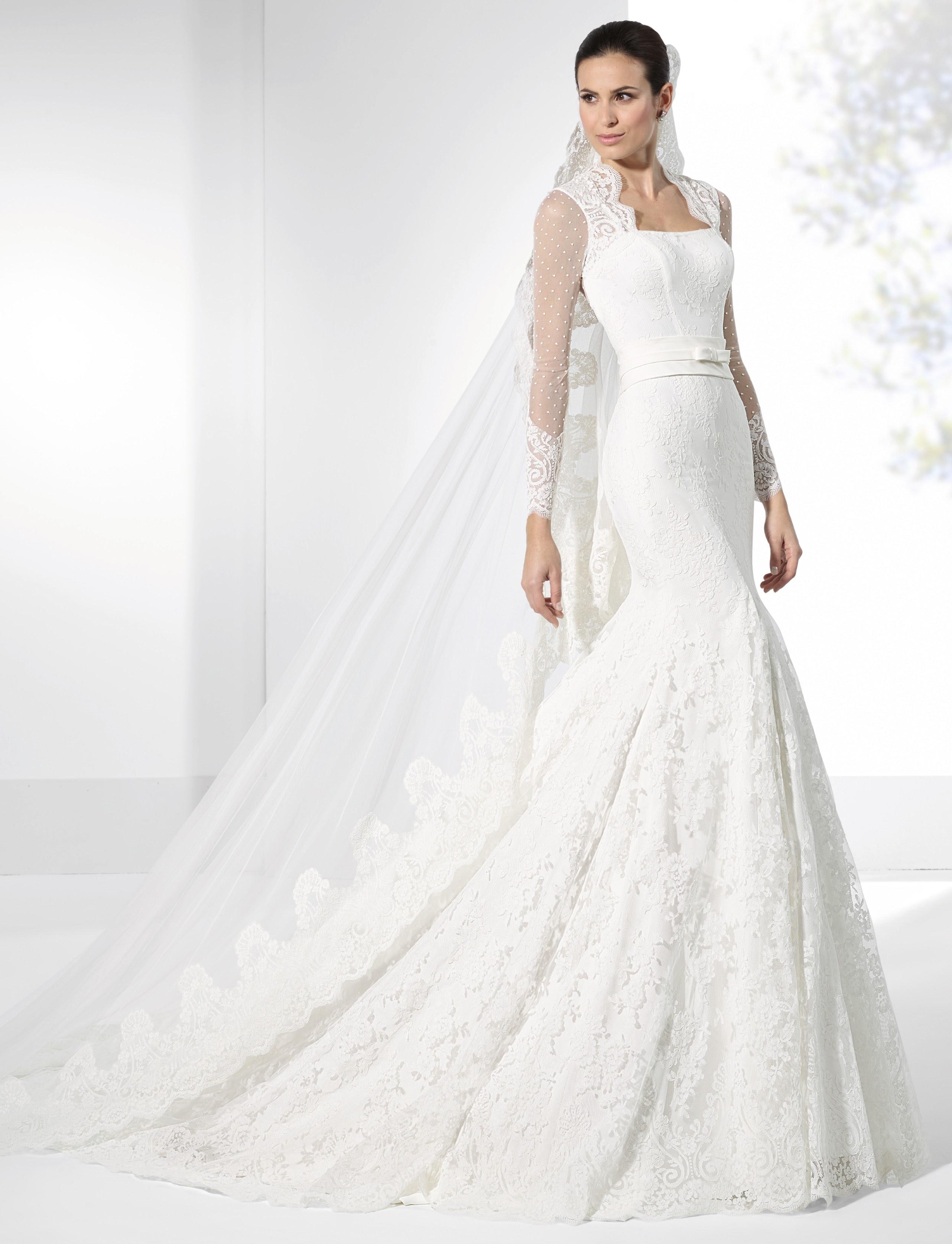 Vestido de novia VERAZ A