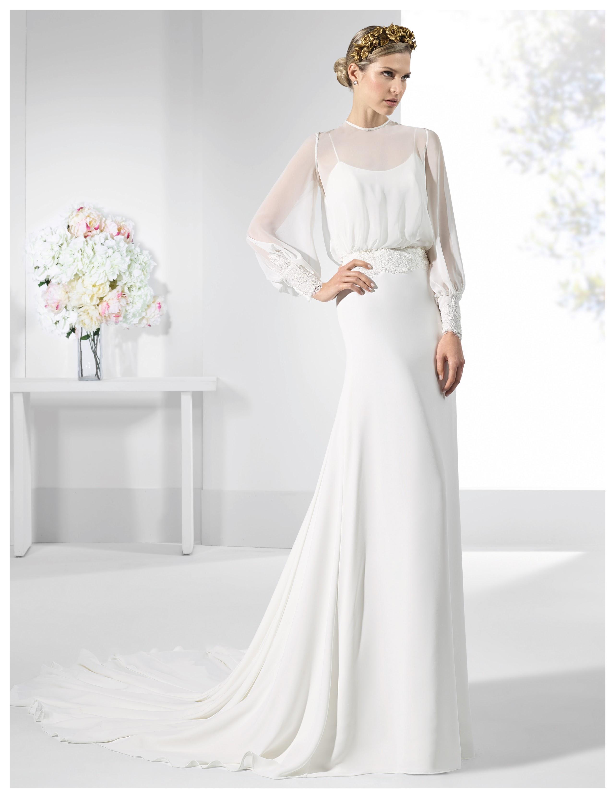 Vestido de novia VETA A