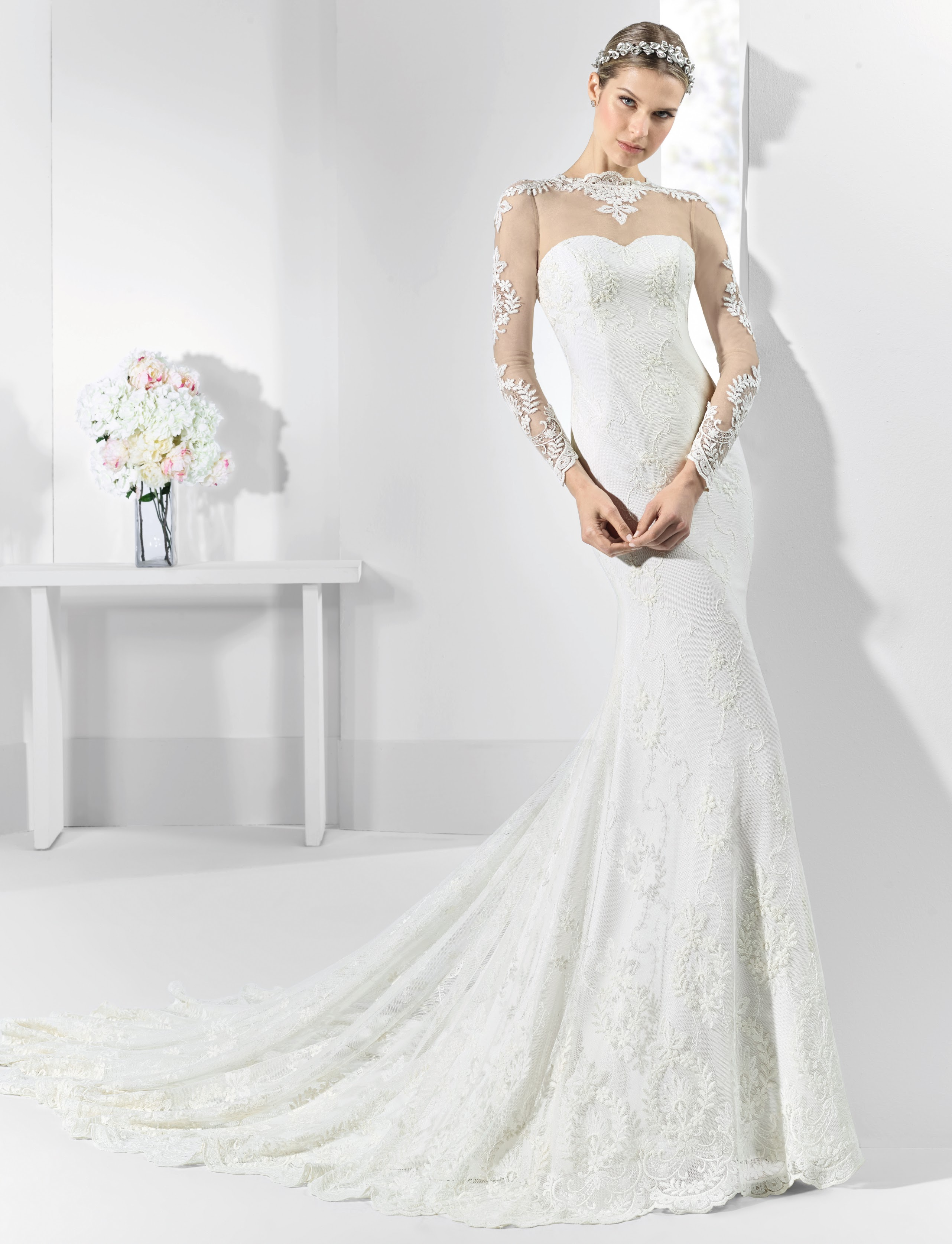 Vestido de novia VILO A
