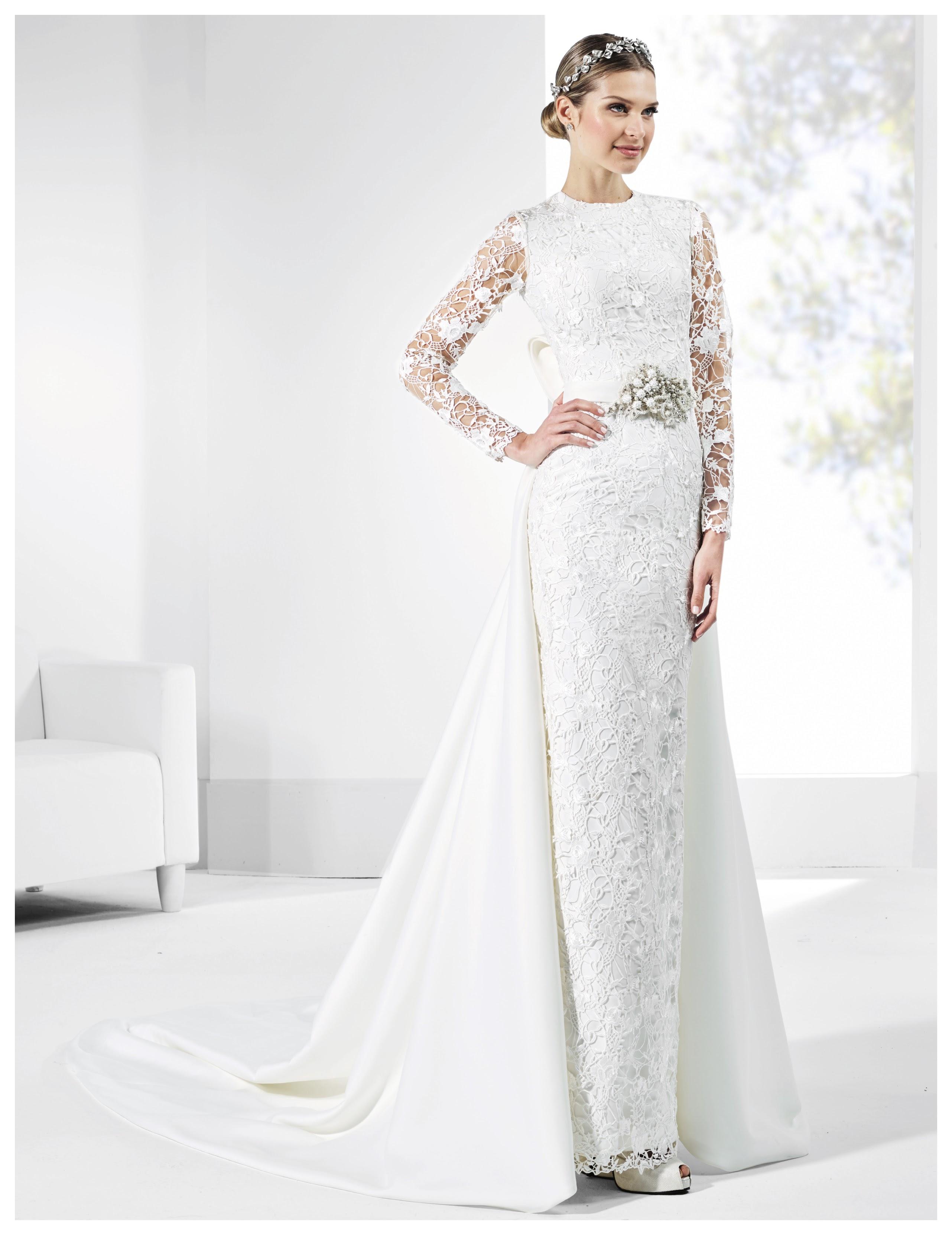 Vestido de novia VINTAGE A