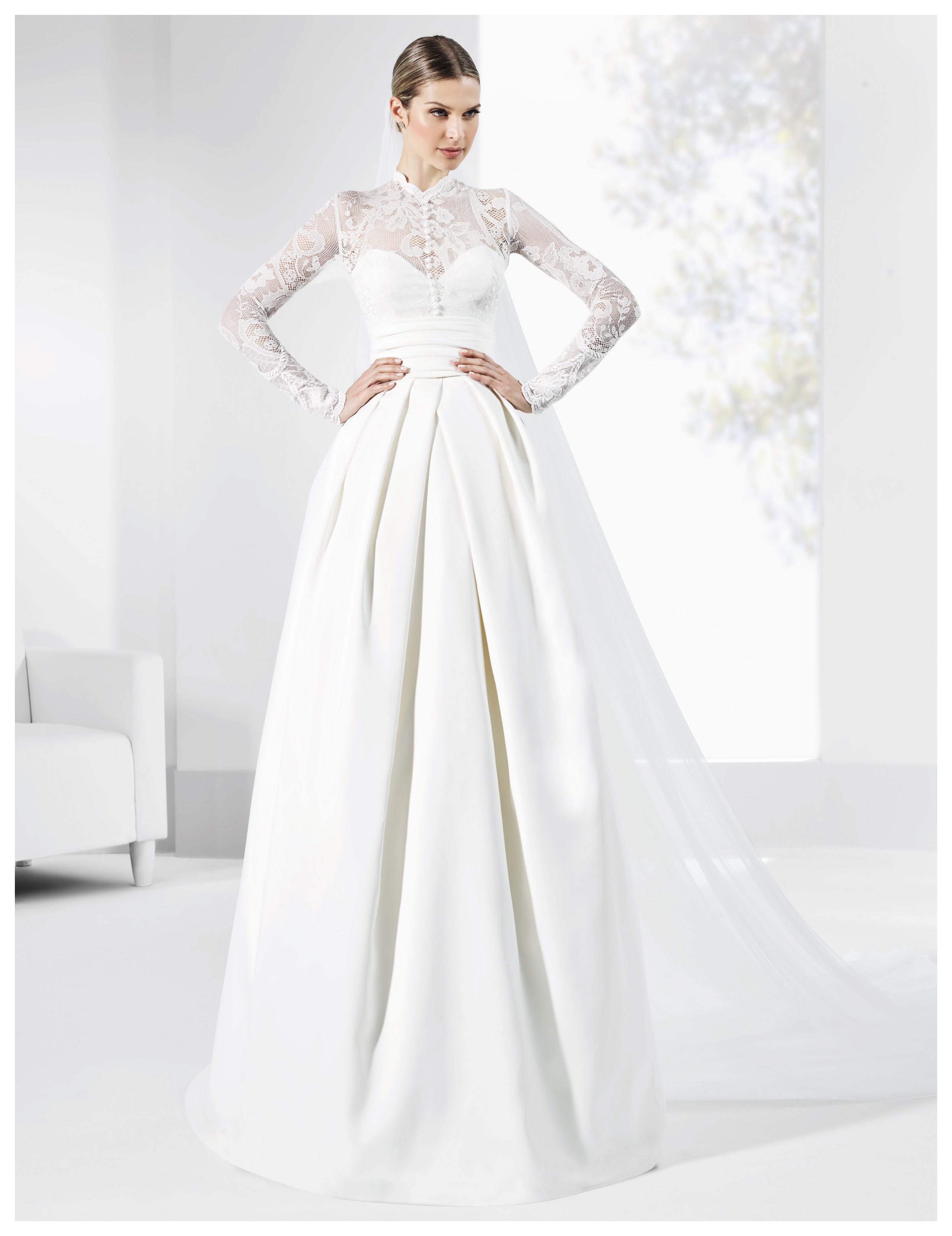Vestido de novia VITERBO A