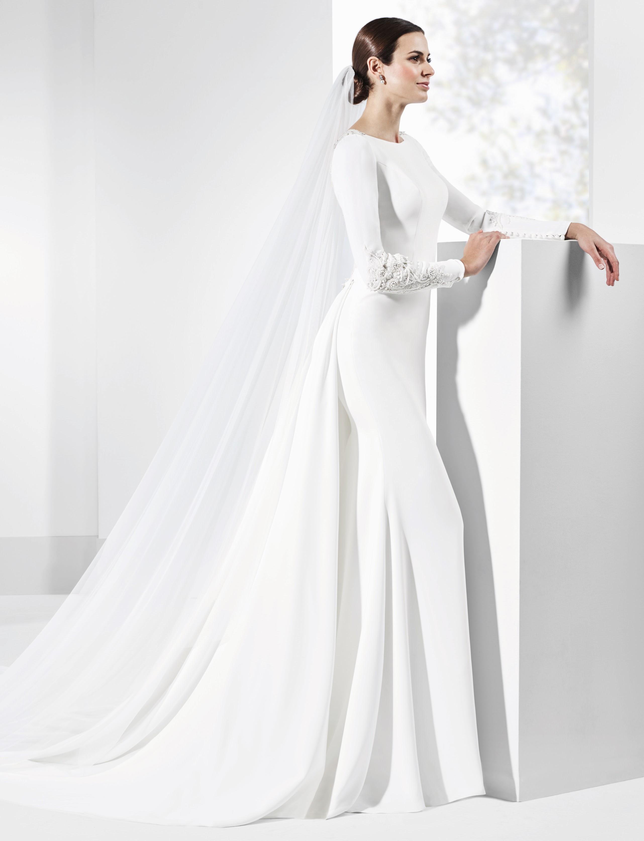Vestido de novia VITOLA A