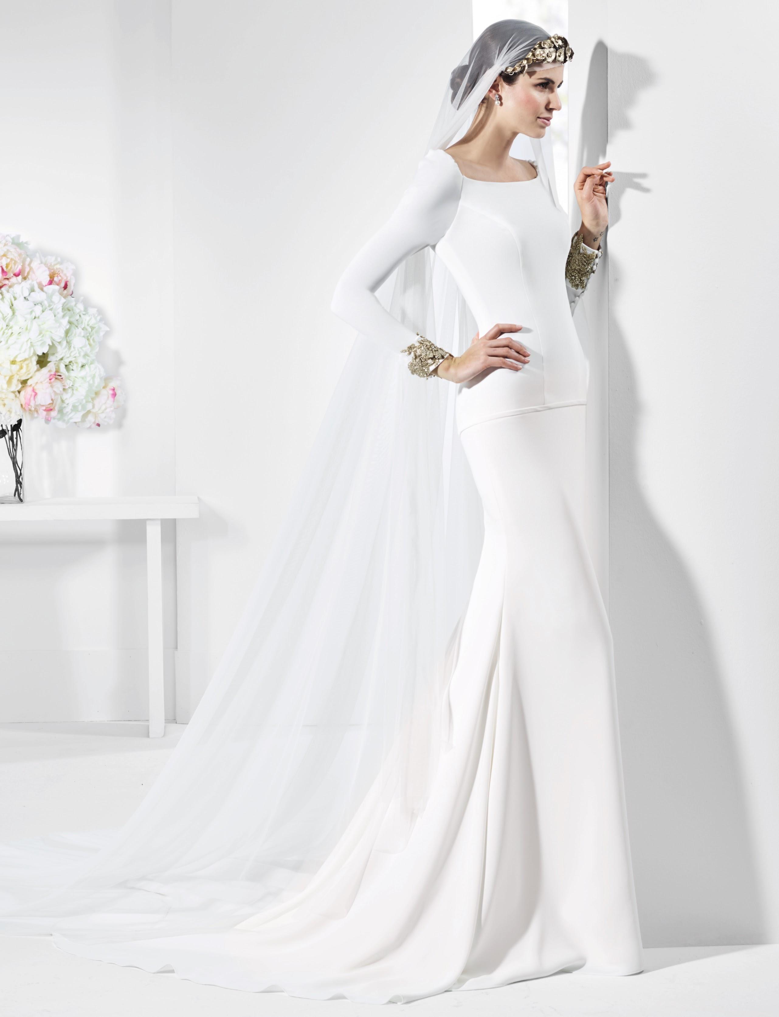 Vestido de novia VIVIANNE A
