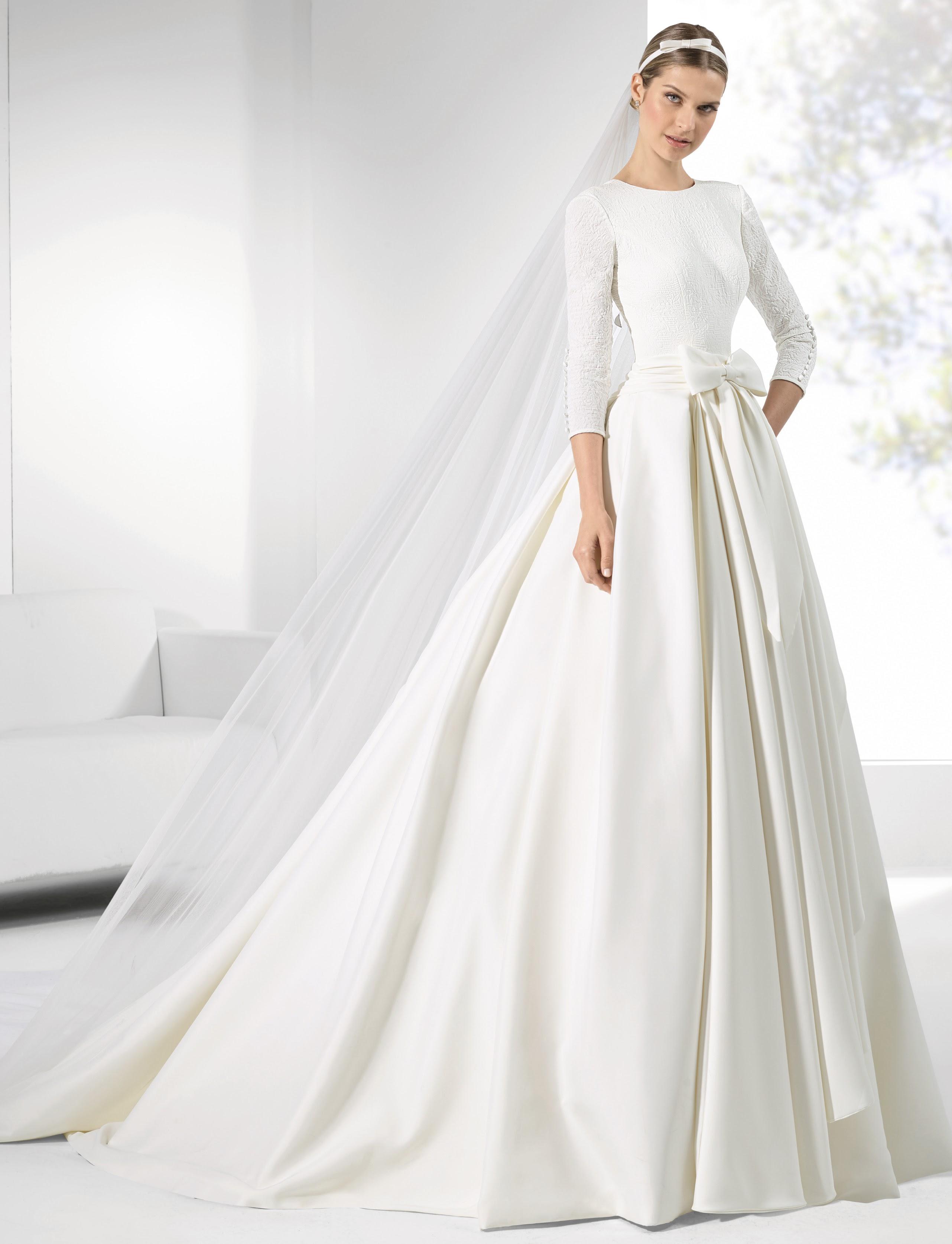 Vestido de novia VIVIR A
