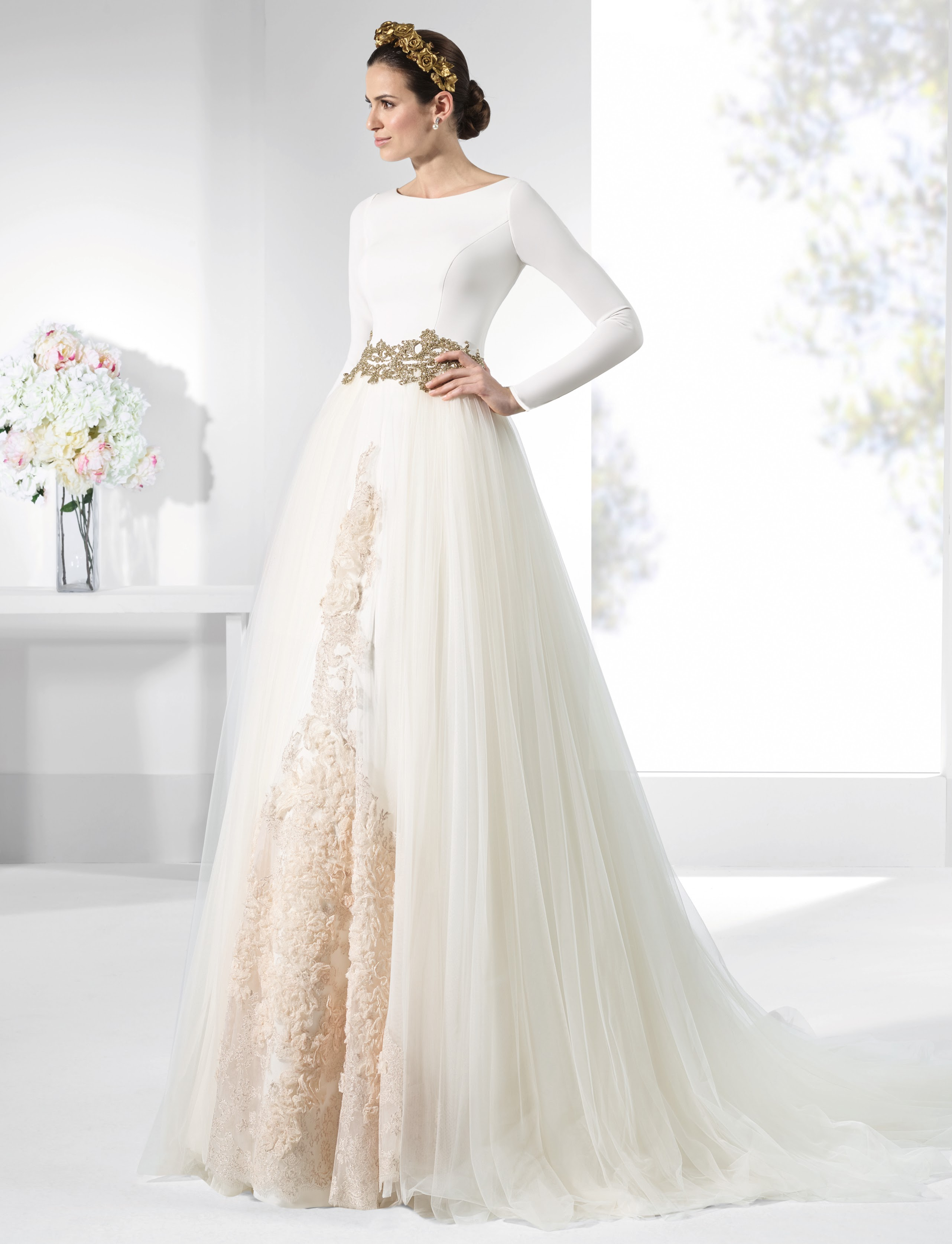 Vestido de novia VOLVER A