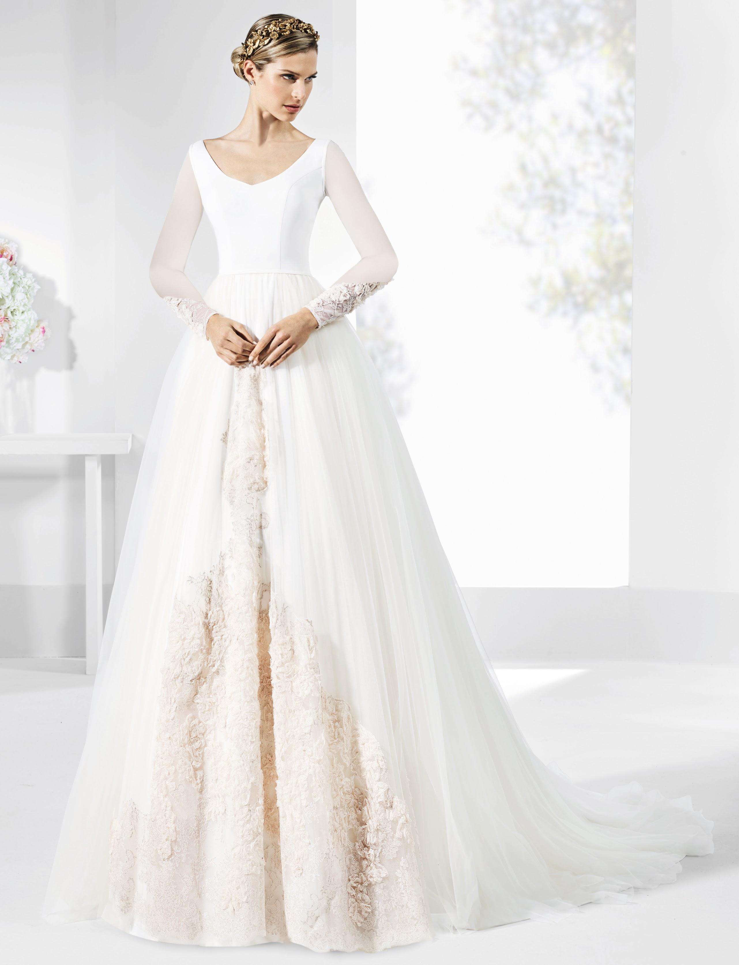 Vestido de novia VOTO A