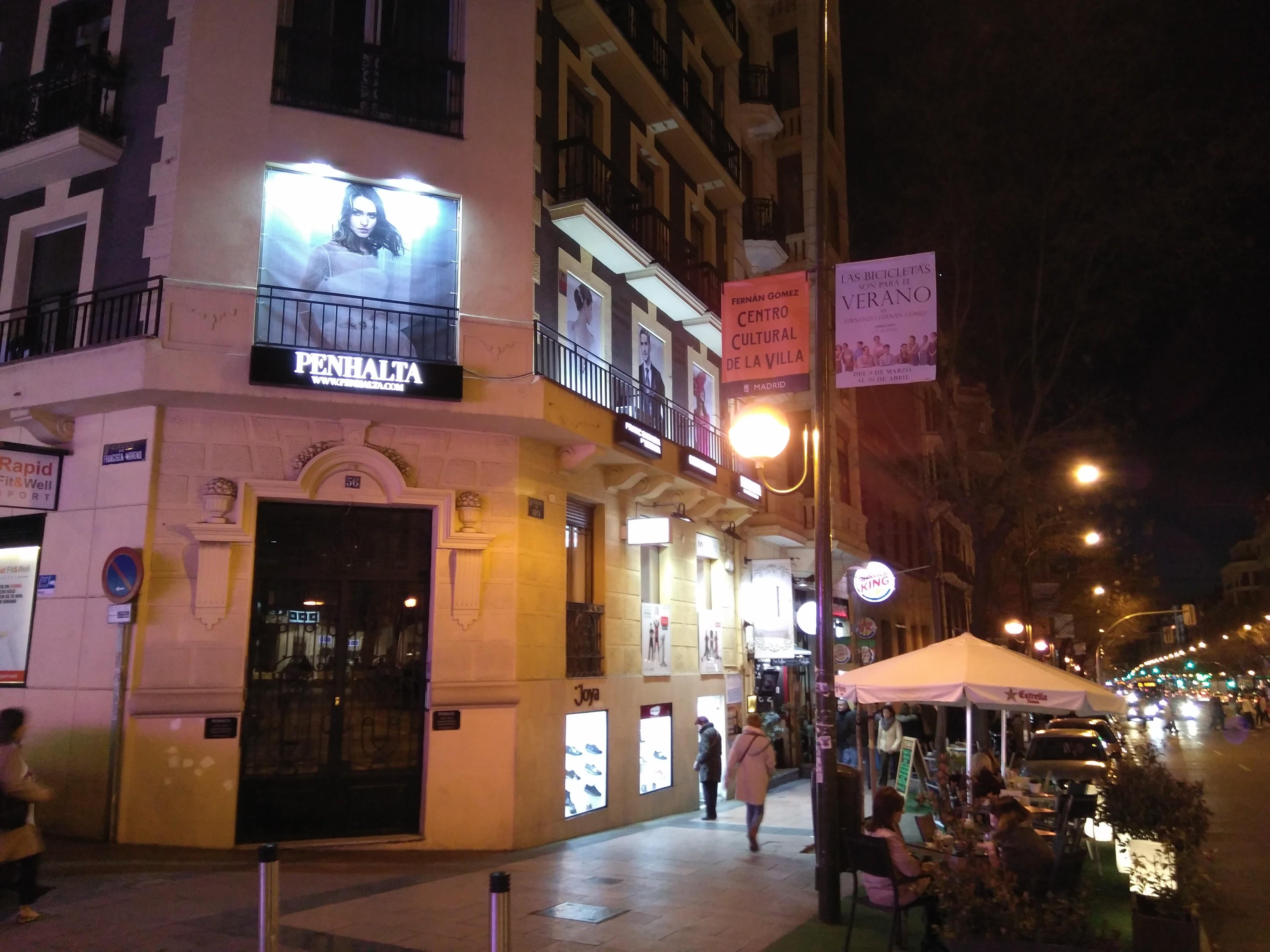 Tienda Madrid Goya
