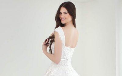 Tipos de espalda en vestidos de novia ¡Te asesoramos!