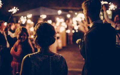 Cinco ideas para organizar una boda en 2019