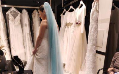 Velos de colores para novias atrevidas