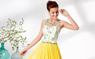 Vestidos de Fiesta para ser la Invitada Perfecta: noche y día