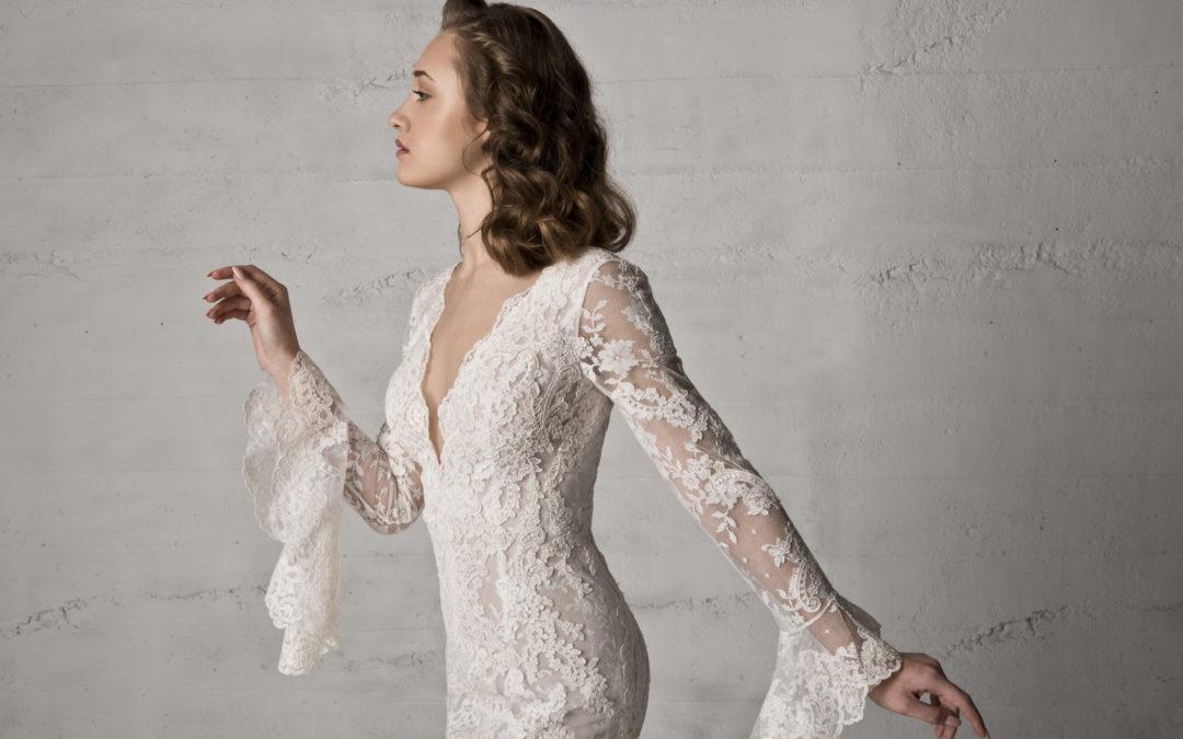 Descubre el escote de novia que más te favorece