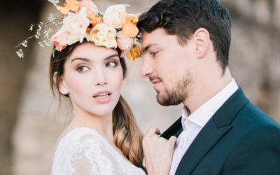 Vestidos de novia estilo Boho Chic: te contamos cómo llevarlos