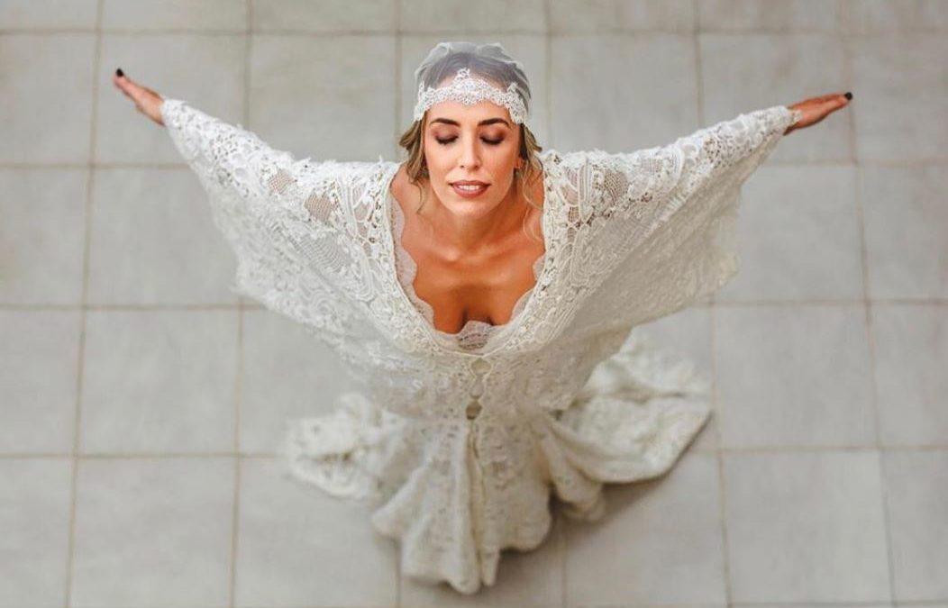 La boda de Lucía, una promesa bajo la luz de la luna